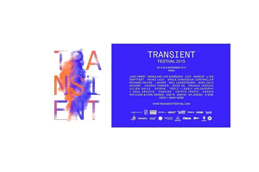 γεννάω / gennáô : Performance au Festival Transient